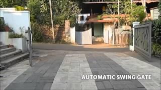 Automatic Swing Gate Opener Kerala (automa Automatic Systems Kerala,9633761324,9037541234)