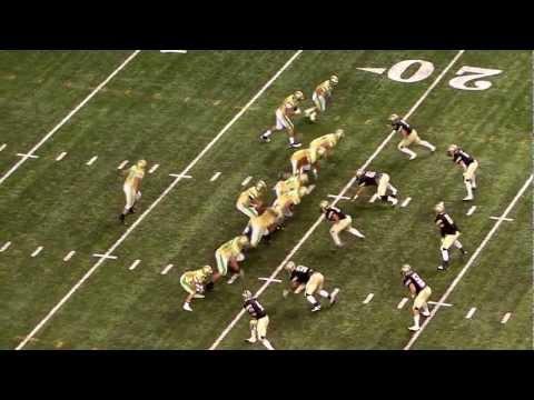 Buford High School Football vs Calhoun High School, State Championship, 2011