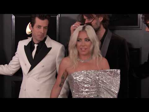 Lady Gaga On The Red Carpet   2019 GRAMMYs