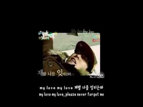 J-Walk ft. Eun Ji Won - My Love (Eng Sub)