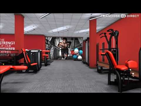 Snap Fitness 3D Walkthrough