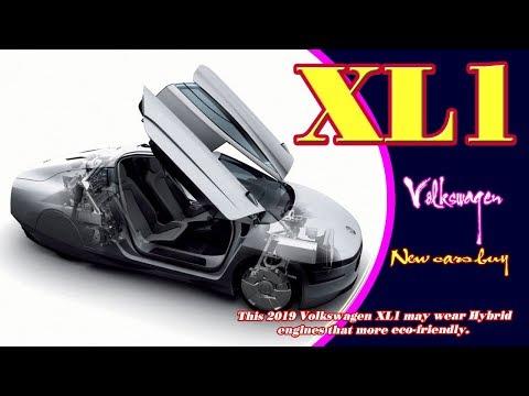 2019 Volkswagen (vw ) XL1 | 2019 Volkswagen XL1 hybrid | 2019 Volkswagen XL1 For Sale | new cars buy