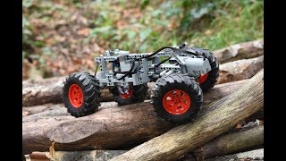 LEGO Technic Rock Crawler Chassis for Truck Trial