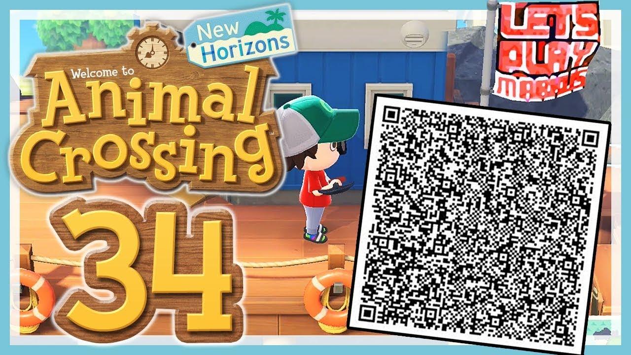 Animal Crossing New Horizons 34 Letsplaymarkus Flagge