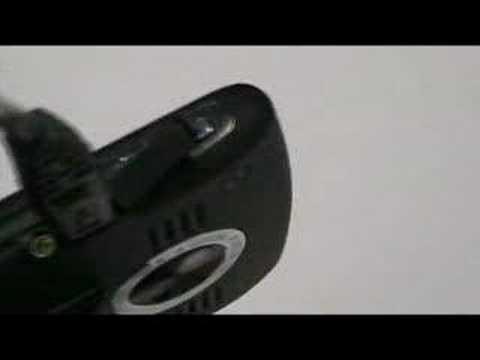 CeBIT 2008 - Vodafone VPA / Toshiba G710