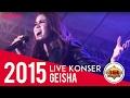 Geisha Takkan Pernah Ada Yang Terlupakan Live Konser Jakarta Barat 14 Maret 2015