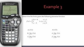 Graphing Calculator for Limits
