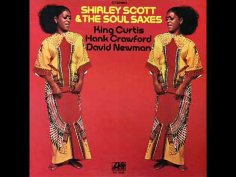 SHIRLEY SCOTT & THE SOUL SAXES - YOU