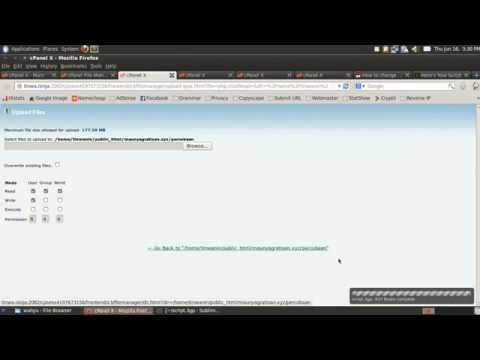 Convert php and html extensions to .jpg .3gp .mp4 .swf