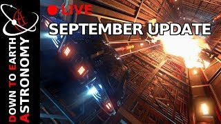 🔴 Trying the new September Update with Down To Earth Astronomy
