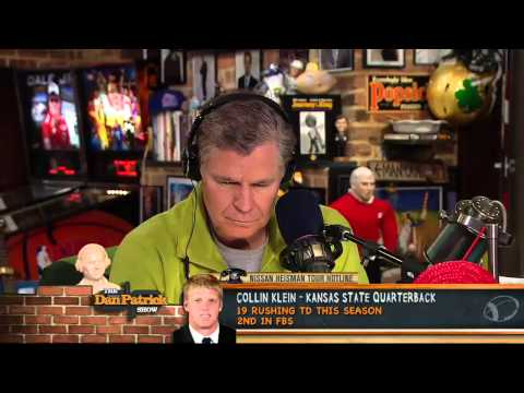 Collin Klein on The Dan Patrick Show 11/14/12