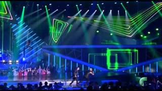 Wisin & Yandel - Algo Me Gusta De Ti @ Premios Billboard (2013)