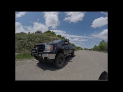 2011 GMC Sierra Z92 Mud and Hills-Getting the new tires dirty!