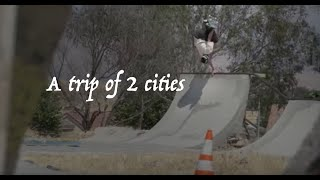 LOWCARD - A trip of 2 cities