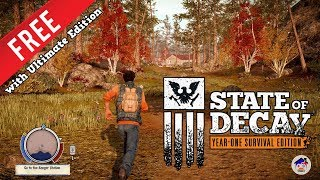 STATE OF DECAY YEAR ONE SURVIVAL EDITION! GAMEPLAY WALKTHOUGHT PT 1