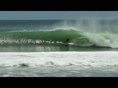 Surfing Playa Colorado, Nicaragua-Sept 2016