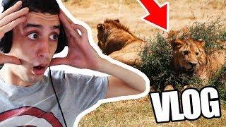 MON VOYAGE EN TANZANIE ! Vlog Ep1