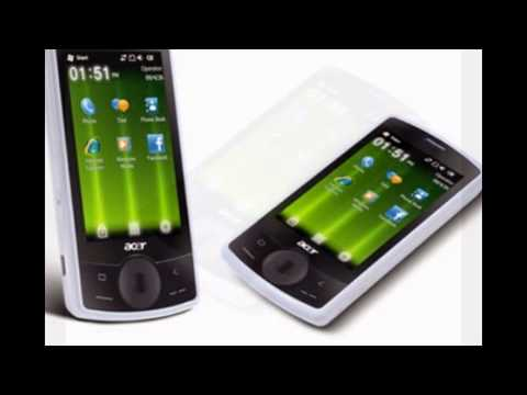 Specifications for Acer beTouch E101 Reviews