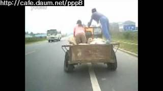 China Tractor funny