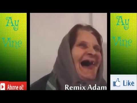 Remix Adam Vine #1:Hunharca Gülen Teyze