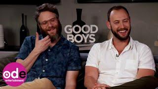 GOOD BOYS: Seth Rogen & Evan Goldberg's Advice on Staying 'Good Boys' in Hollywood