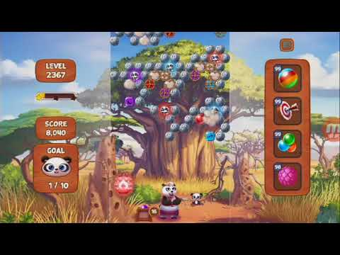 Panda Pop- Level 2367