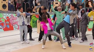 Repeat youtube video Sarah Geronimo and Enrique Gil Dance Showdown