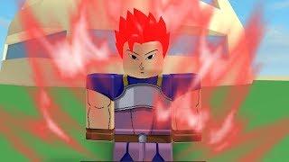 Cabba The Next Super Saiyan God | Dragon Ball Z Advanced Battle in Roblox | iBeMaine