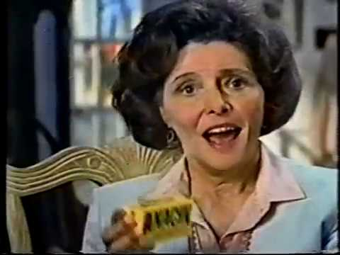 Anacin ad wPatricia Neal, 1982