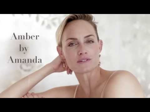 Amber Valletta tells the story about her Grandma's Gift to her. #LoveGold