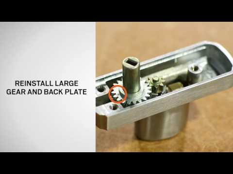 Replacing A Keyed Lock Cylinder On Gliding Patio Doors Andersen Windows Youtube