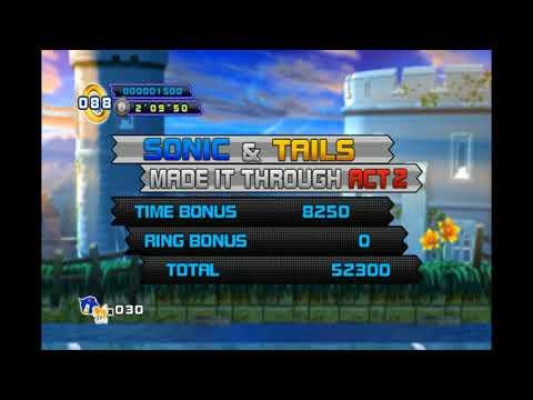 Sonic the Hedgehog 4 - Episode 2 - Part 1 |