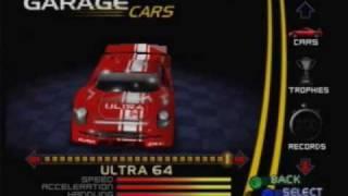 Ridge Racer 64 - 100% Completion