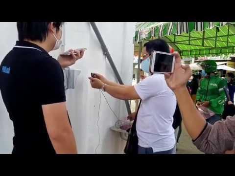 Chủ nhân máy ATM gạo giải thích nguyên lý hoạt động phát hiện người tham lam