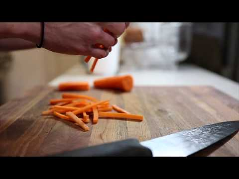 9 WAYS TO CUT CARROTS : PART 2 🥕
