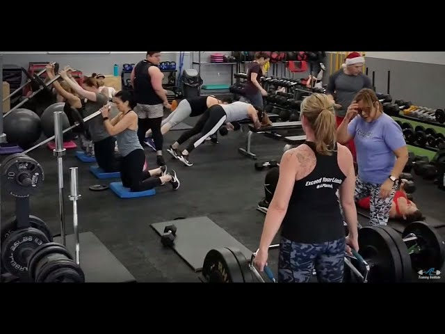 Adult Group Training Classes