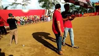 Ambasador Open 2016,dharmasraya