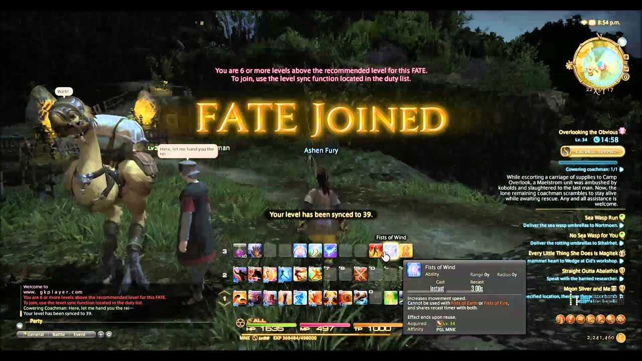 Beginner S Ffxiv How To Rank Up In Your Grand Company Youtube