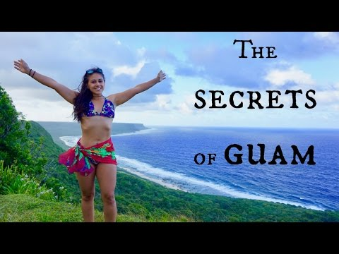The SECRETS of Guam// Andersen AFB