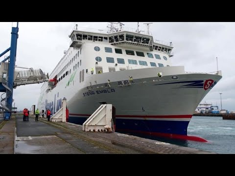 Shipping shifts: Ireland's new sea routes to EU trade