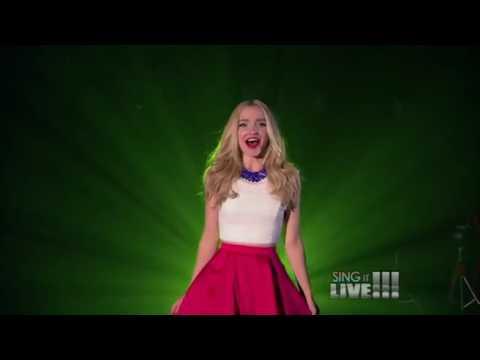 Liv & Maddie - 4x13 - Sing It Live!!!-A-Rooney: Liv - My Destiny