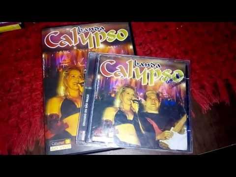 Unboxing DVD/CD Banda Calypso Ao Vivo em São Paulo