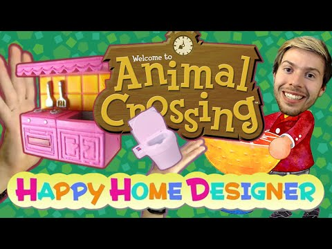 Animal Crossing : Happy Home Designer - TROP DE CŒURS !
