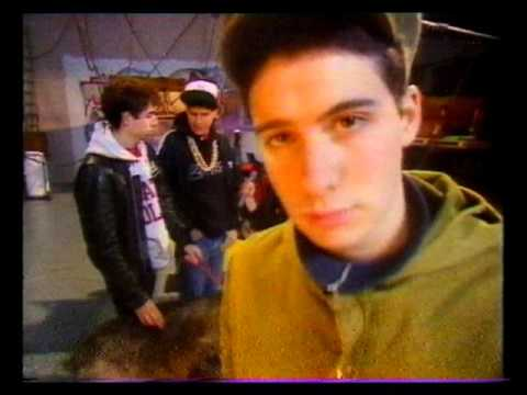 Beastie Boys 1987 (Network 7 and Montreux Rock Festival)
