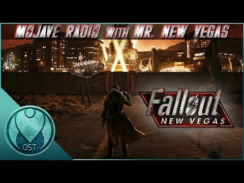 Fallout: New Vegas With Mr. New Vegas - Radio Narration And Soundtrack OST + Tracklist