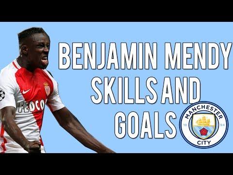 Benjamin Mendy - Skills and Goals  | HD