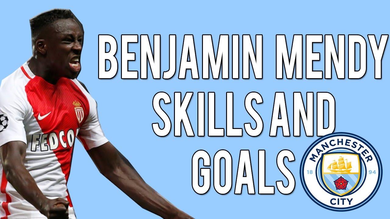 Benjamin Mendy Skills and Goals