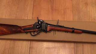 Карабин Шарпса США 1859 года, Military Sharps Carbine, USA 1859, Denix 1142