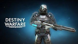 Destiny Warfare Game Fps Cua Tuong Lai
