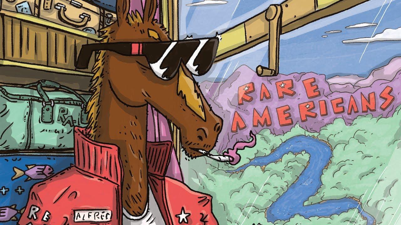 Rare Americans - RA2: Full Album (Official Audio)